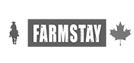 Logo Farmstay Kanada