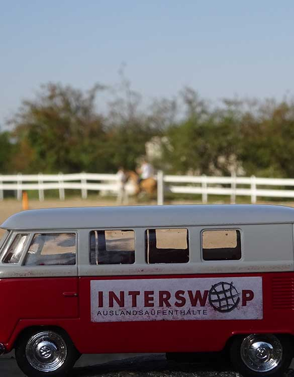 Farmstay-Teilnahme Interswop