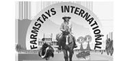 Logo Farmstays International