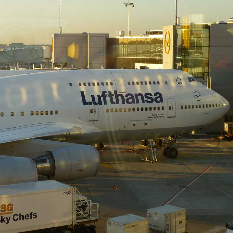 Flug und Airport