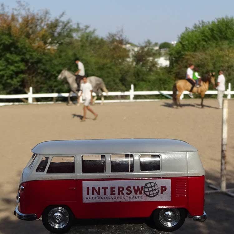 Reisevorbereitung mit Interswop
