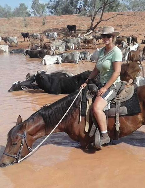 Abenteuer Rancharbeit Australien